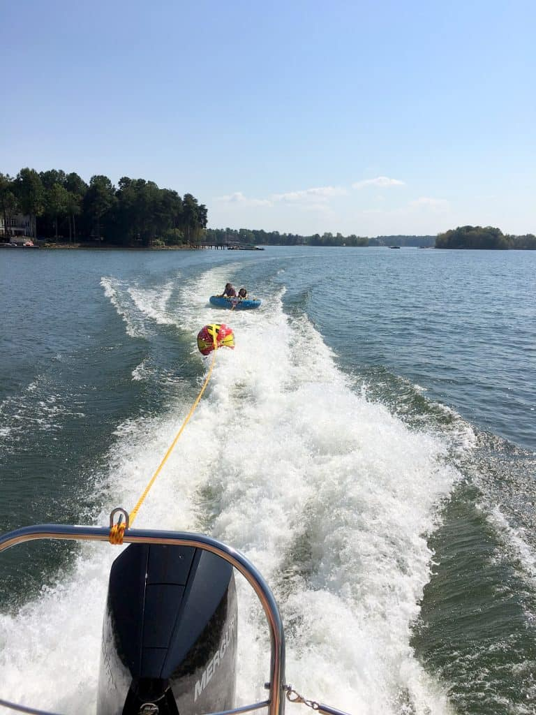 Outboard Motor Tubing