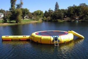 water bouncer