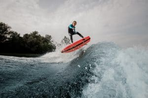 Kid Wakesurfer