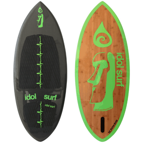 Idol Surf Butter Knife Carbon Skim