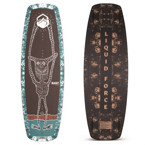 Liquid Force Rant Wakeboard - Boys' 2021